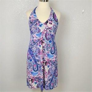 Tommy Bahama Halter Dress NWT sz XL/TG
